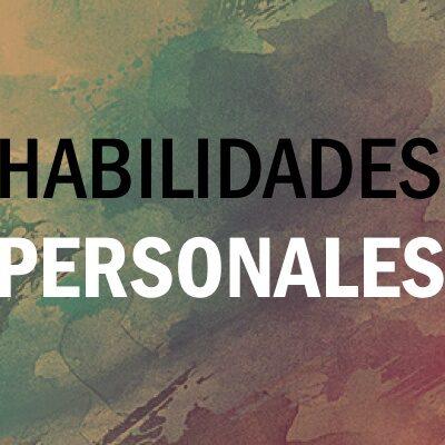 Habilidades personales
