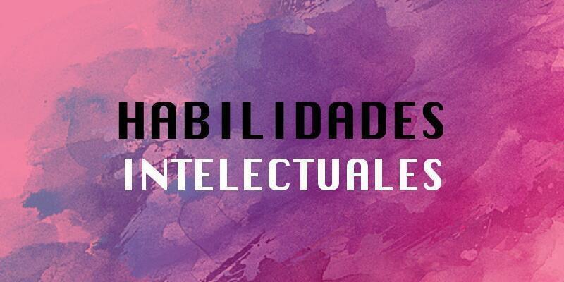 Habilidades intelectuales